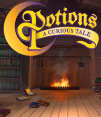 Potions: A Curious Tale